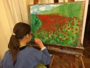 zajęcia malarstwa